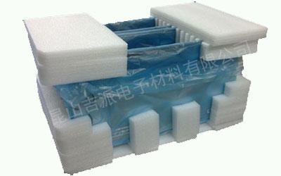 EPE foam die cutting 3